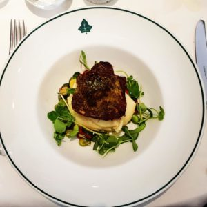 The Ivy, Brighton, Reastaurant Review © Lynsey Garrick